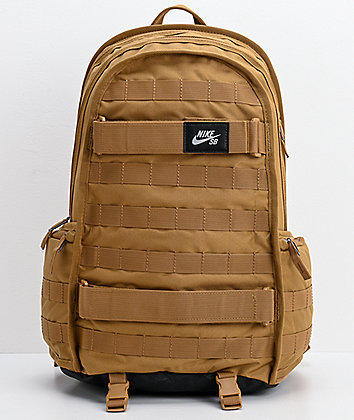 Nike SB RPM Golden Beige Backpack
