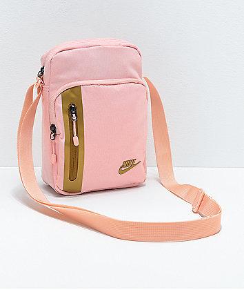 Nike Tech Pink Shoulder Bag