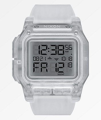 Nixon Regulus All Clear Digital Watch