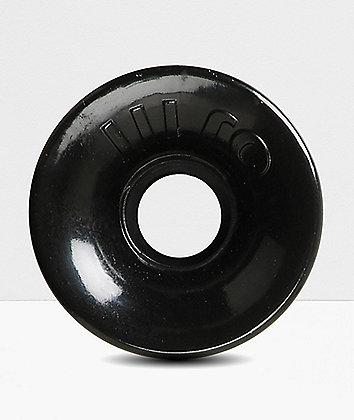 OJ III 60MM Hot Juice Black Longboard Wheels