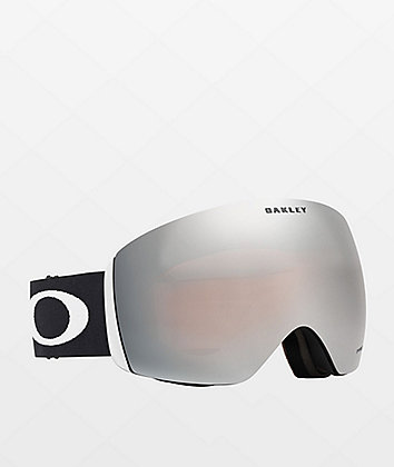 Oakley Flight Deck Matte Black & Black PRIZM Iridium gafas de snowboard