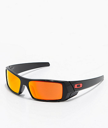 Oakley Gascan Polished Black & PRIZM Ruby gafas de sol