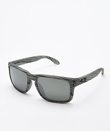 Oakley Holbrook Ivywood & Prizm Black Sunglasses