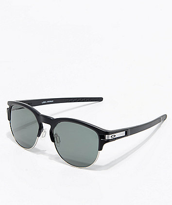 Oakley Latch Key L Black Prizm & Grey Sunglasses