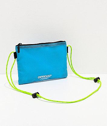 Official Vapour Blue Shoulder Bag