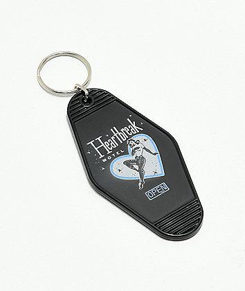 Open925 Heartbreak Motel Keychain