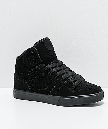 Osiris Clone Black Ops Skate Shoes