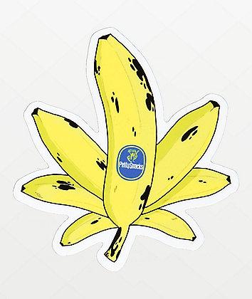Petty Snacks Sweet Leaf Sticker