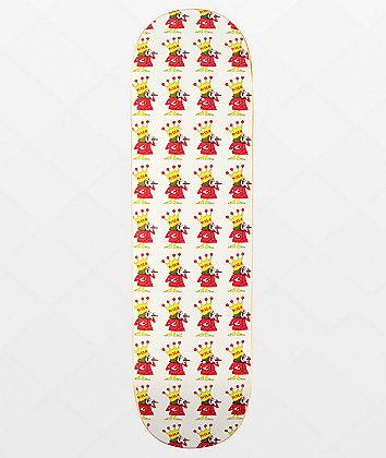 "Pizza King 8.5"" Skateboard Deck"