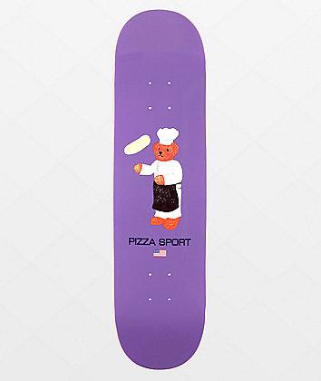 "Pizza PS Chef 8.0"" Skateboard Deck"