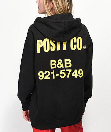 Post Malone B&B Black Hoodie