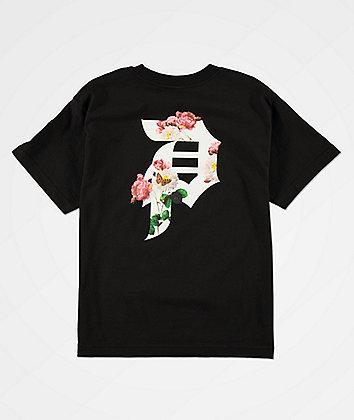 Primitive Boys Dirty Garden Black T-Shirt