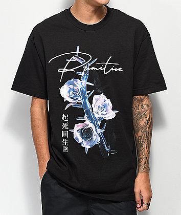 Primitive Creation Black T-Shirt
