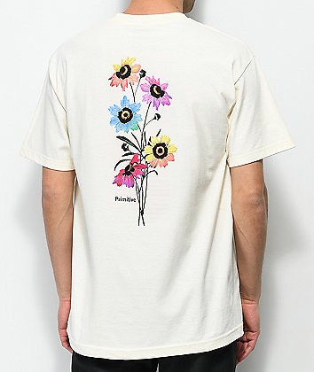Primitive Daze Cream T-Shirt