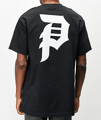 Primitive Dirty P Black T-Shirt