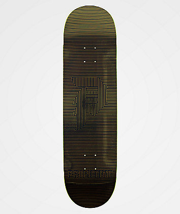 "Primitive Dirty P Optical 8.5"" Skateboard Deck"