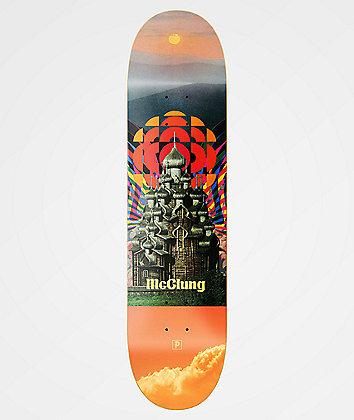 "Primitive McClung Temple 8.25"" Skateboard Deck"