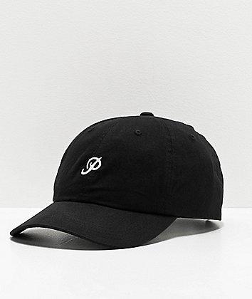 Primitive Mini Classic P Black Dad Hat