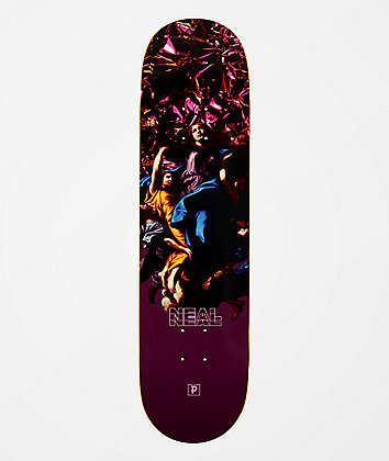 "Primitive Neal Gateway 8.12"" Skateboard Deck"
