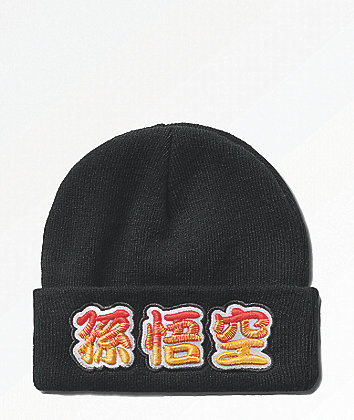 Primitive x Dragon Ball Z Black Beanie