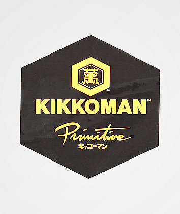 Primitive x Kikkoman Nuevo Sauce Sticker