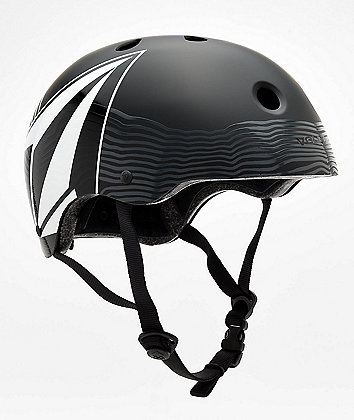 Pro-Tec x Volcom CPSC Mag Vibes Black Helmet