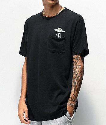 RIPNDIP Probe Black T-Shirt