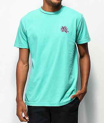 RIPNDIP Tucked In Teal & Purple T-Shirt