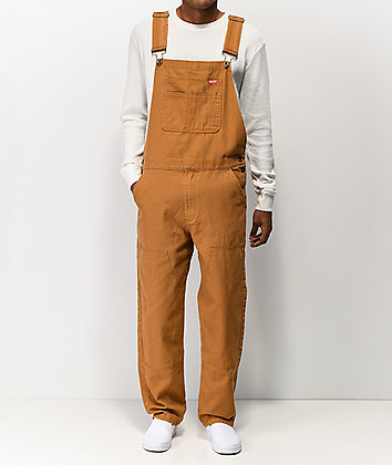 RVCA x Matty Matheson Duck Canvas Overalls