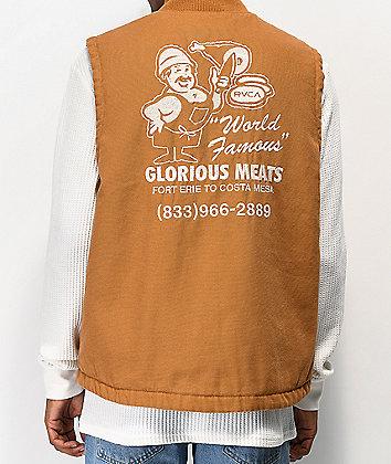RVCA x Matty Matheson Duck Canvas Vest