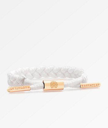 Rastaclat Kim White Bracelet