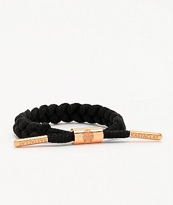 Rastaclat Lauryn Braided Black Bracelet