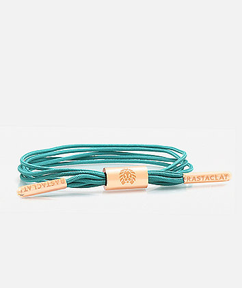 Rastaclat Lucy Teal Multi Lace Bracelet