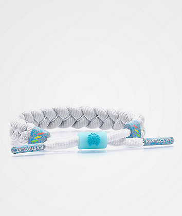Rastaclat Rerun Light Grey Bracelet
