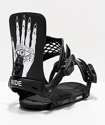 Ride Revolt Hand Snowboard Bindings 2020