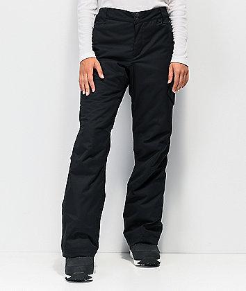 Rojo Adventure Awaits Black 15K Snowboard Pants