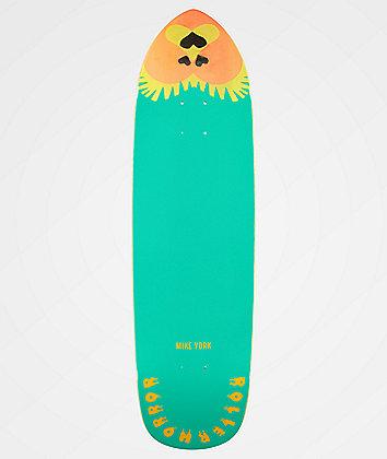 """Roller Horror Mike York Lion Heart 8.8"""" Skateboard Deck"""