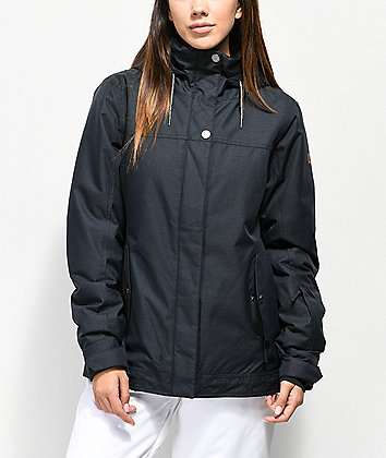 Roxy Billie Black 10K Snowboard Jacket