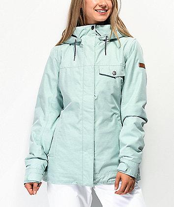 Roxy Billie Harbor Blue 10K Snowboard Jacket