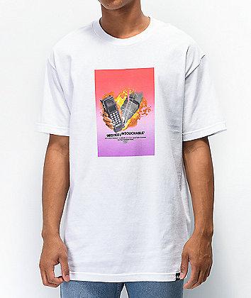 SCUM Burners White T-Shirt
