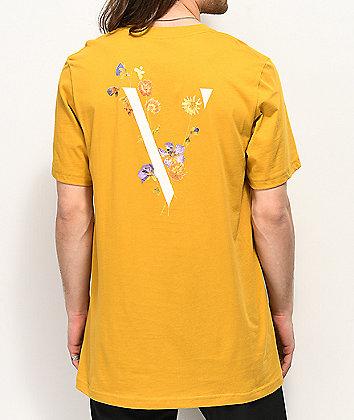 SOVRN V Gold T-Shirt