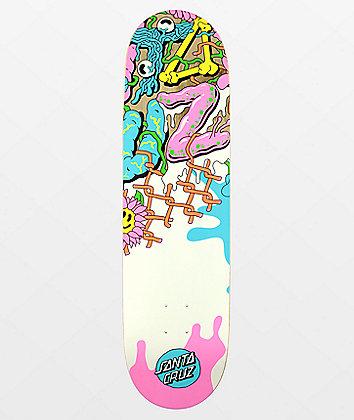 "Santa Cruz Baked Dot VX 8.5"" tabla de skate"