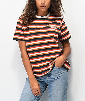 Santa Cruz Redwood camiseta a rayas