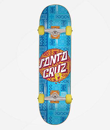 """Santa Cruz x SpongeBob SquarePants 8.0"""" Skateboard Complete"""