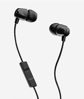 Skullcandy Jib Wired Black Earbuds