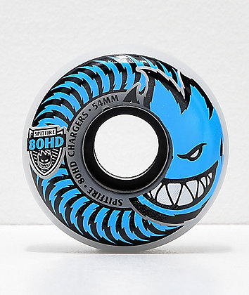 Spitfire Chargers Conical 54mm 80HD Skateboard Wheels