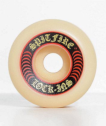 Spitfire Formula Four Lock-Ins 53mm 101a Skateboard Wheels