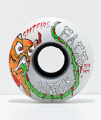 Spitfire x Neckface Cruiser 54mm 80HD Skateboard Wheels
