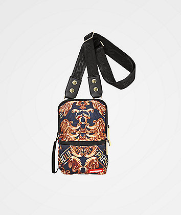 Sprayground Palace Of Sharks Shoulder Bag