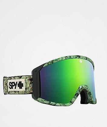 Spy Raider Kush HD Bronze Green Spectra Snowboard Goggles